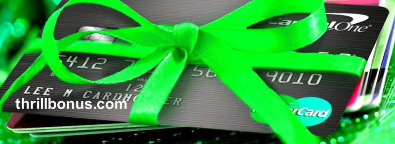 casino bonus for payment method